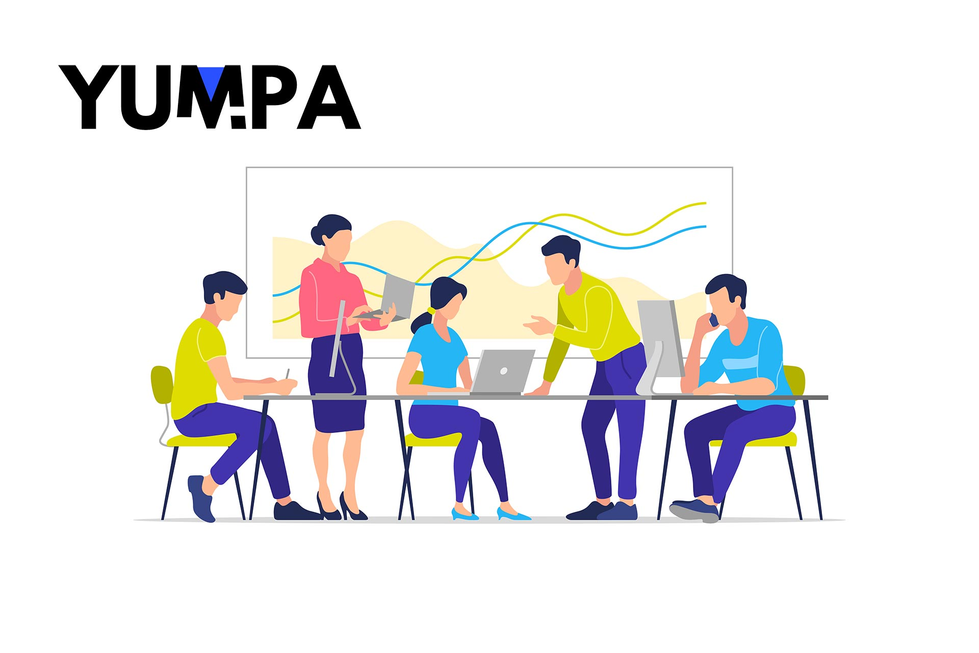 Agenzia Sviluppo Siti Web · Realizzazione Siti Web - Yumpa
