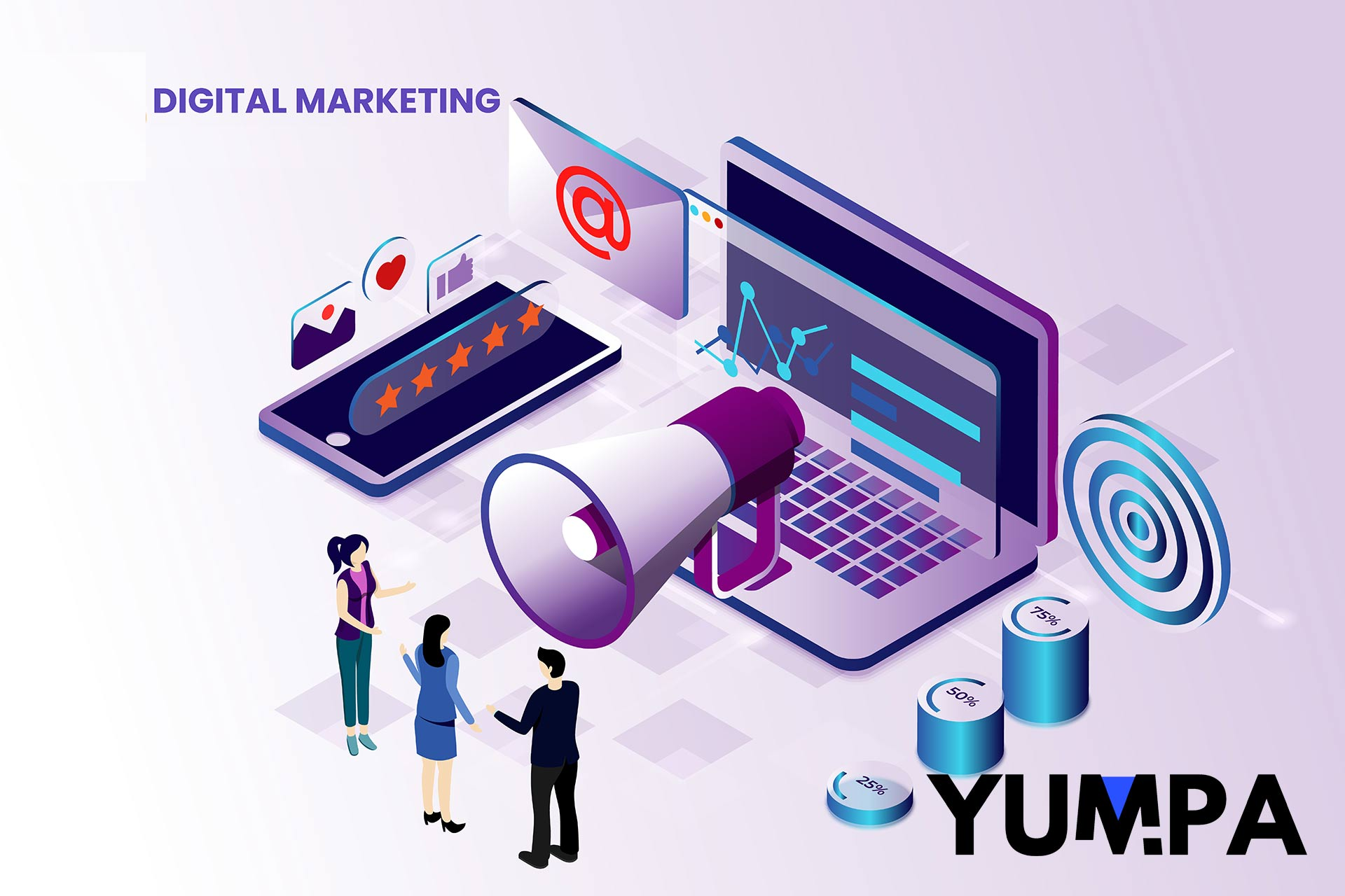 Agenzia Social Media Marketing - Yumpa