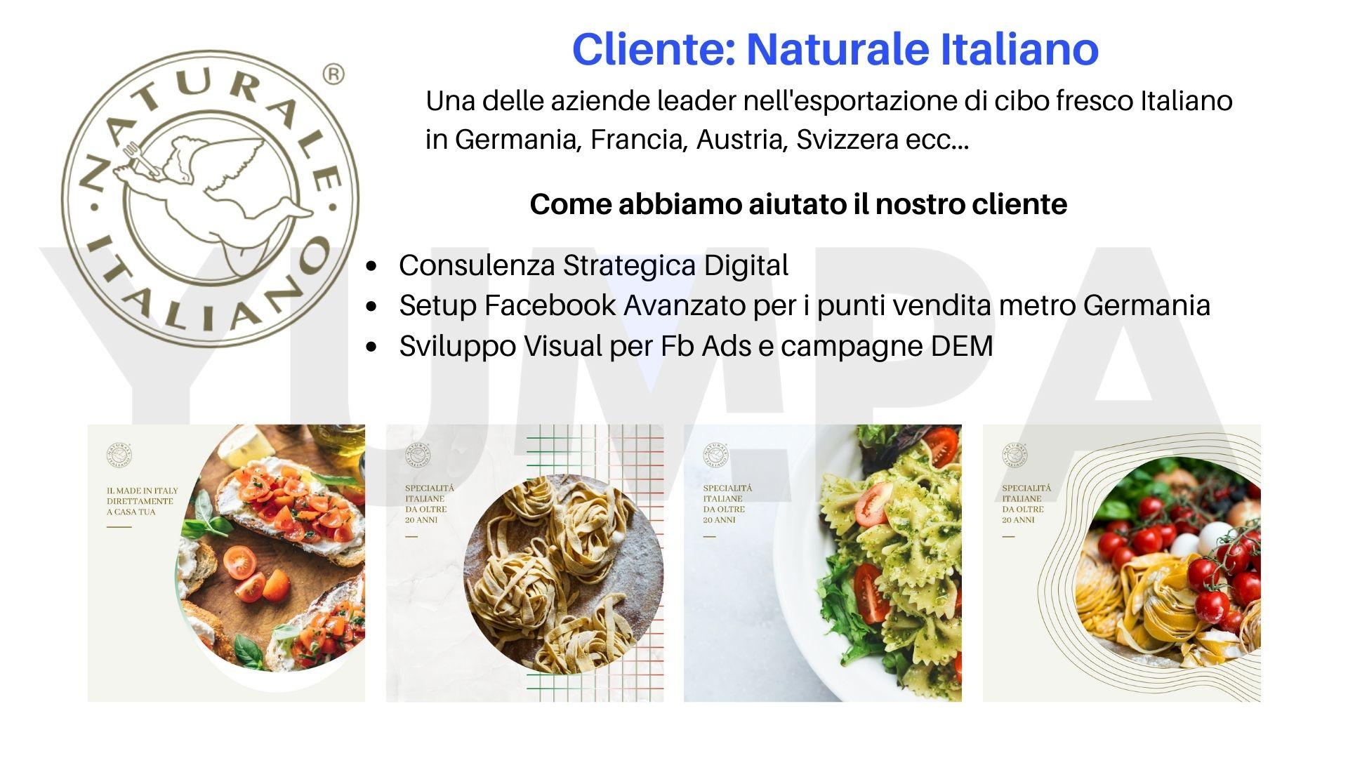 Agenzia Food Marketing YUMPA