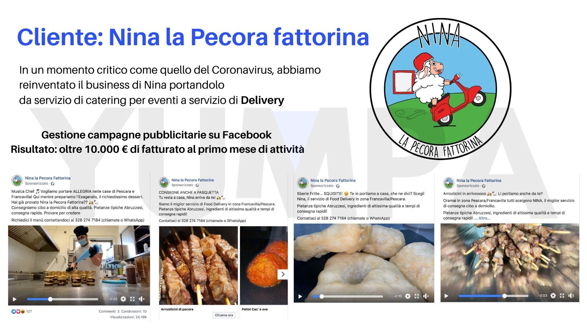 Agenzia Marketing Food Beverage YUMPA