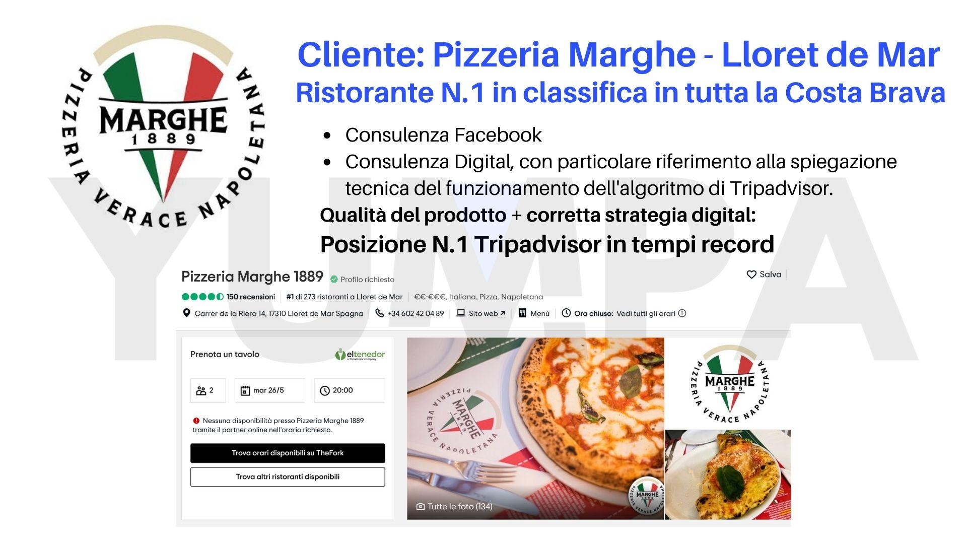 Agenzia Marketing Settore Food YUMPA