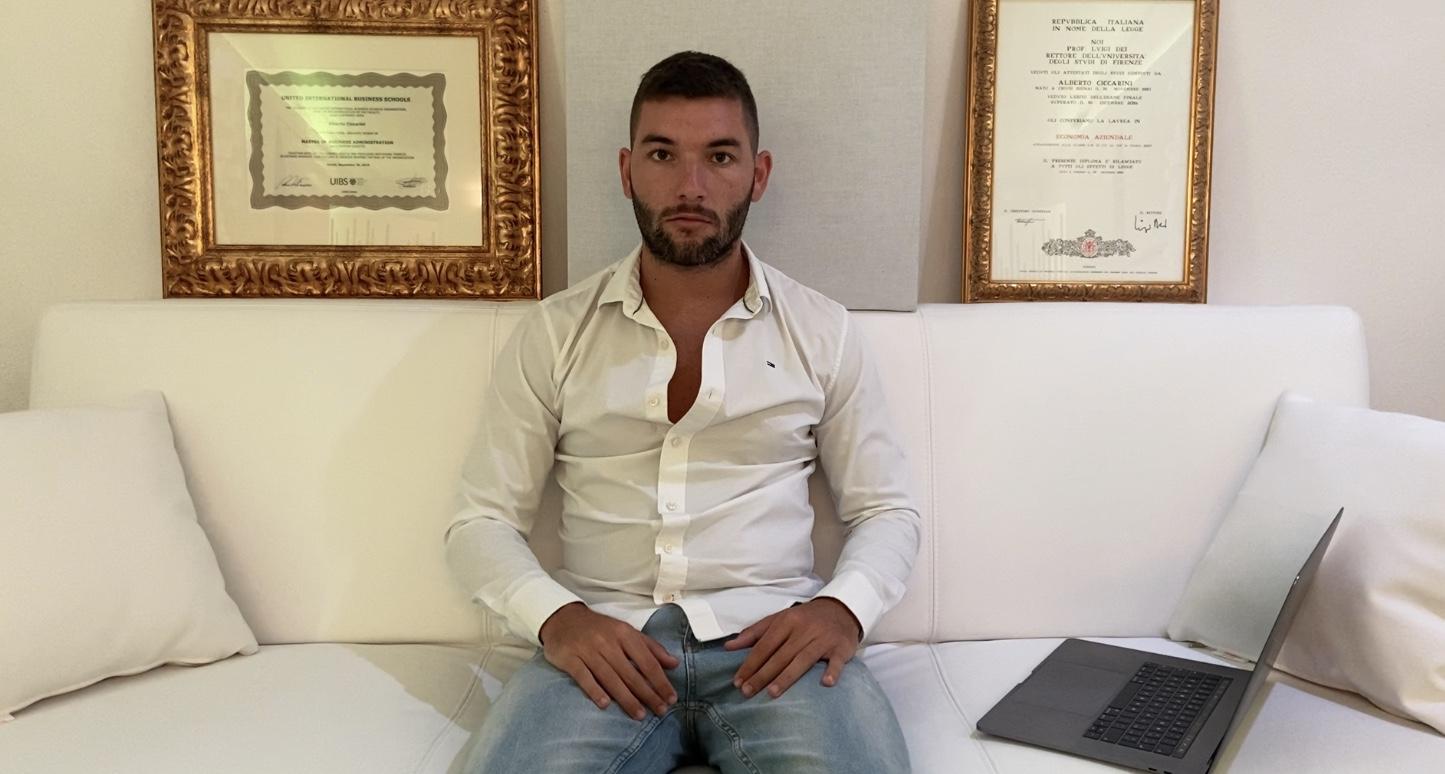Alberto Ciccarini Esperto Consulente Marketing